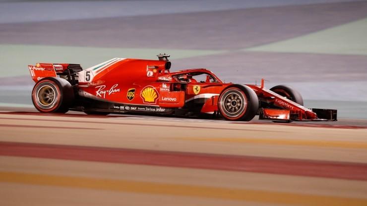 GP Bahrajnu: Drugie zwycięstwo Vettela w tym sezonie!