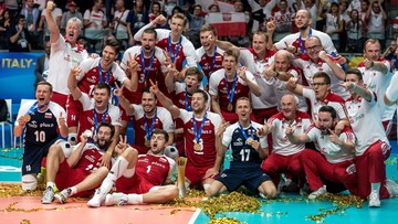Polscy siatkarze mistrzami świata! Wygrali w finale z Brazylią 3:0