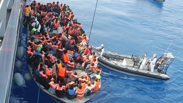 Włochy nie chcą już statków z migrantami. 11 lipca w Warszawie będą rozmawiać z Frontexem