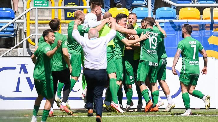 Fortuna 1 Liga: Wielkie emocje do ostatnich chwil sezonu! Radomiak i Termalica z awansem