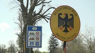 """Nielegalnie przekraczają polsko-niemiecką granicę. """"Tysiące przypadków"""""""