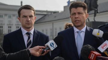 """""""Kryzys lub działanie na szkodę Polski"""". Petru chce zwołania Rady Bezpieczeństwa Narodowego"""