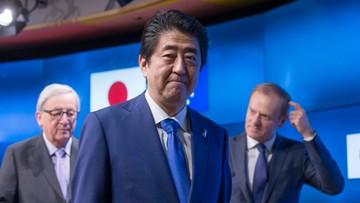 UE prze do porozumienia handlowego z Japonią; Tokio chce współpracy z USA