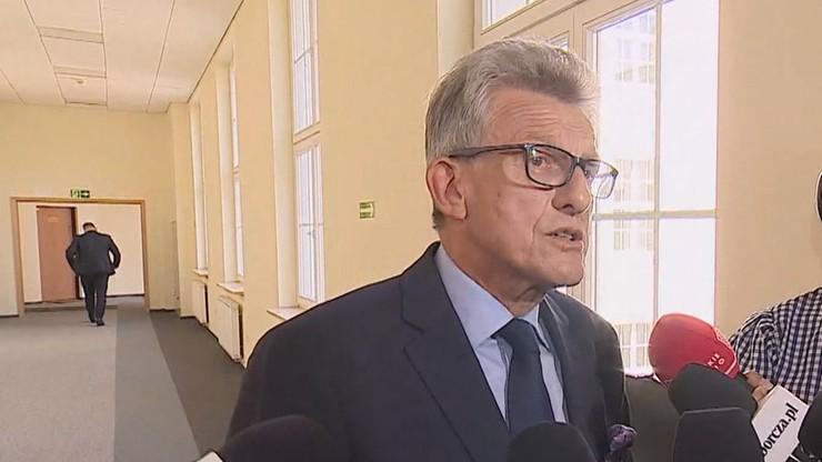 Stanisław Piotrowicz prawdopodobnie poza Sejmem