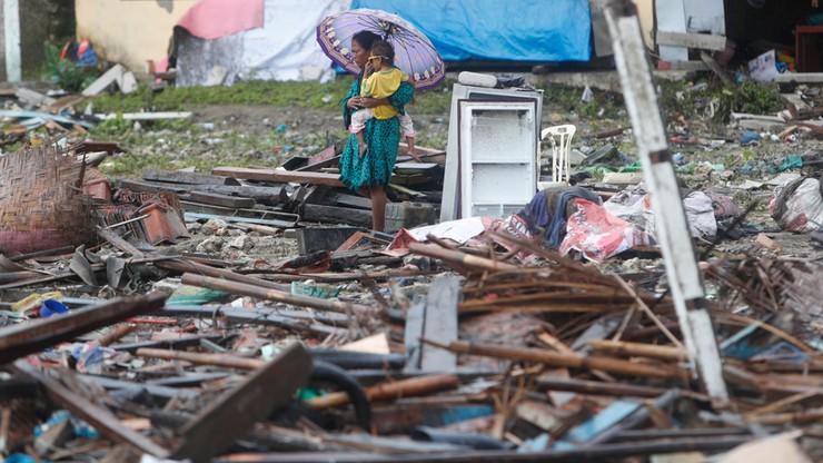 Rośnie tragiczny bilans tsunami w Indonezji: 373 zabitych i niemal 1,5 tys. rannych