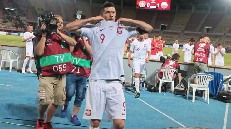El. Euro 2020: Wyjątkowe koszulki Polaków na mecz z Izraelem (ZDJĘCIE)