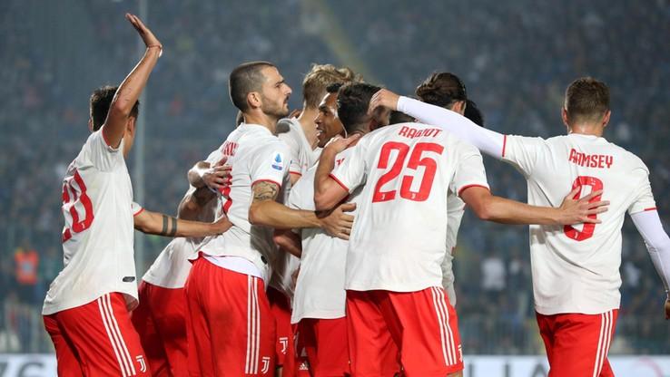 Serie A: Wymęczone zwycięstwo Juventusu nad beniaminkiem. Szczęsny wrócił do bramki