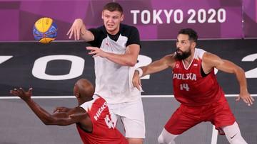 Tokio 2020: Koszykówka 3x3 - wyniki turnieju mężczyzn