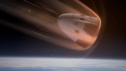Kosmiczni turyści z misji Inspiration4 od SpaceX powrócili na Ziemię [WIDEO]