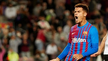 La Liga: Barcelona lepsza od Valencii, Real Sociedad liderem