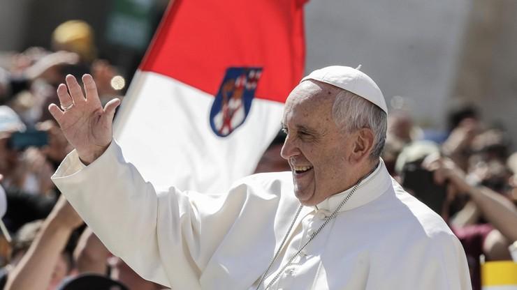 Papież spotkał się z finalistami Pucharu Włoch