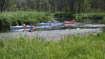 2021-06-16 Zwłoki kobiety w rzece w Kaliszu. Znaleźli je kajakarze
