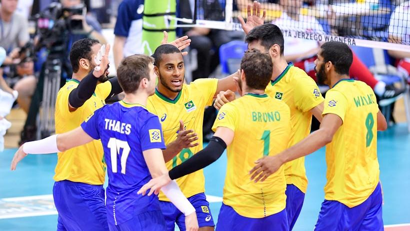 Tokio 2020. Siatkówka: Brazylia - Rosja. Relacja i wynik na żywo