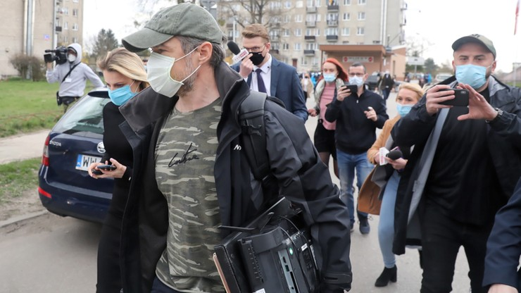 Ukraina. Biznesmen podejrzany o dawanie łapówek Nowakowi. Śledztwo wspólne z Polską
