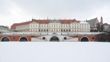 Warszawa: Zamek Królewski będzie miał nowy ogród i odnowioną wieżę