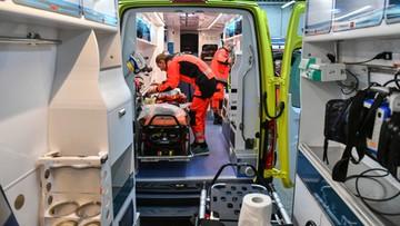 Rekordowa liczba zmarłych - 548 osób. Ponad 25 tys. nowych przypadków koronawirusa