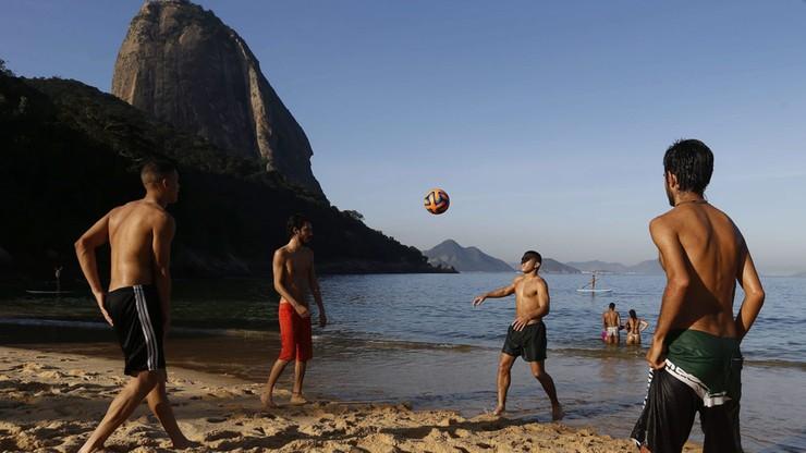 Połowa Brazylijczyków przeciwna igrzyskom w Rio