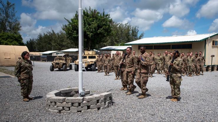 Atak islamistów na amerykańską bazę wojskową w Afryce