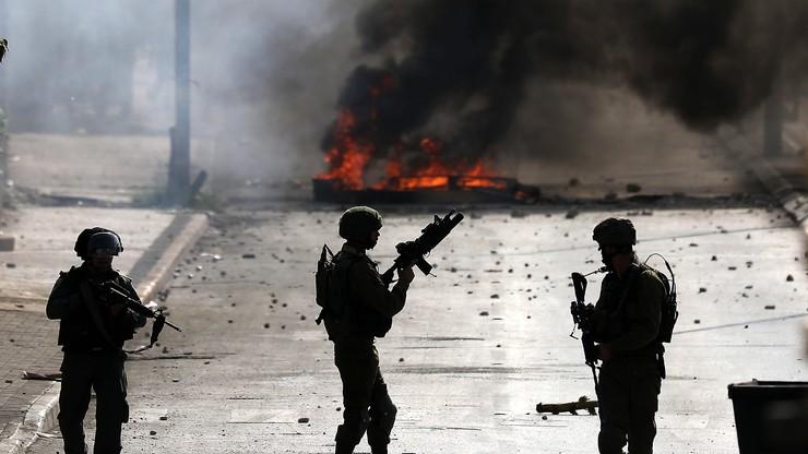 Kolejne ataki izraelskie na Strefę Gazy