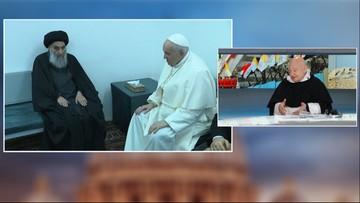 """""""Chrześcijanie są tam od samych początków"""". O. Tasiemski OP o wizycie papieża w Iraku"""