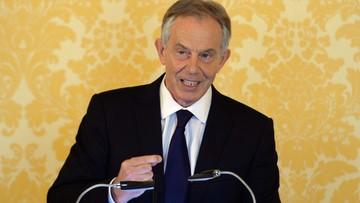 Tony Blair przeprasza Brytyjczyków za interwencję w Iraku