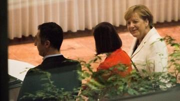 Zakończyła się pierwsza tura rozmów o nowym rządzie Merkel