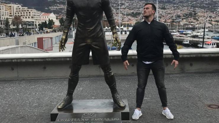 Pasha: Marzyłem o byciu piłkarzem. Wolę Messiego, ale Ronaldo mi imponuje