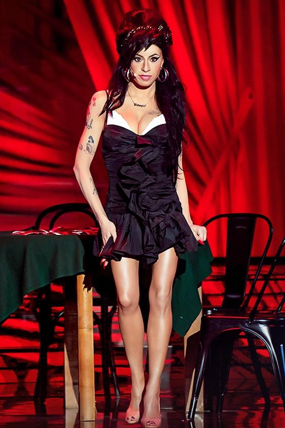 2021-04-22 Maja Hyży jako Amy Winehouse. To przejdzie do historii show - Polsat.pl