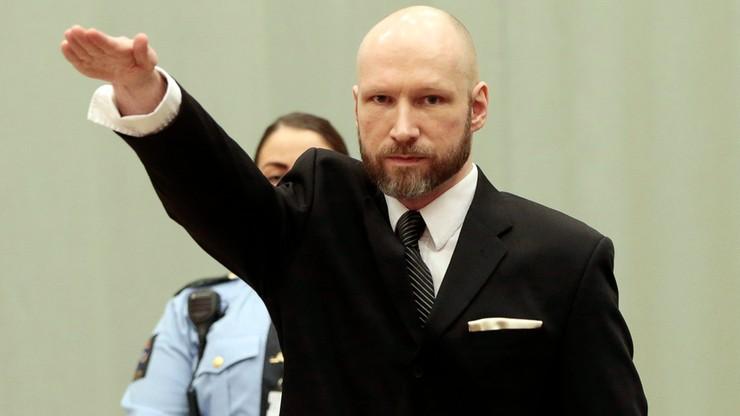 """Norwegia ponownie walczy w sądzie z Breivikiem. Proces apelacyjny ws. """"nieludzkiego traktowania"""""""