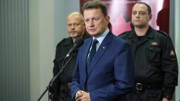 Polska wystąpi do Funduszu Solidarności UE ws. wsparcia związanego z usuwaniem skutków nawałnic. Tak zapowiedział szef MSWiA