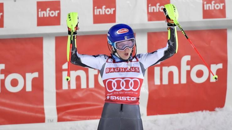 Alpejski PŚ: Shiffrin i Zenhaeusern zwyciężyli w Sztokholmie