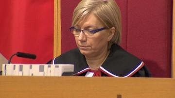 Przyłębska: SN złamał prawo, nie zawieszając postępowania ws. Mariusza Kamińskiego