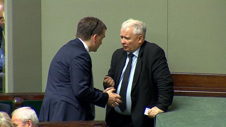 Kaczyński o sądach: nie pomoże leczenie objawowe, lecz głęboka operacja chirurgiczna