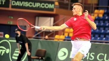 Puchar Davisa: Polska - Salwador. Relacja i wynik na żywo
