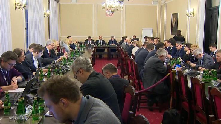 Sejmowa komisja sprawiedliwości i praw człowieka ustaliła listę 15 sędziów - kandydatów do KRS