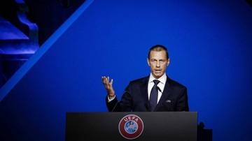 Mistrzostwa Europy w 2021 roku zagrożone? UEFA rozważa zmianę formatu rozgrywek