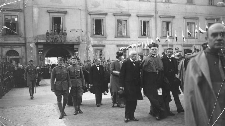 Nieskończenie niepodległa: Akt brzeski, luty 1918