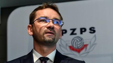 Świderski prezesem Polskiego Związku Piłki Siatkowej