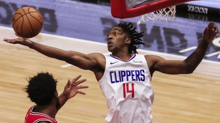 NBA: Minimalne zwycięstwo Clippers w Portland