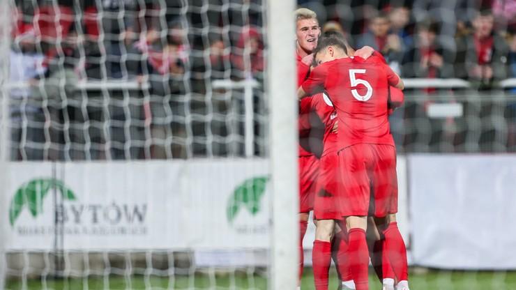 Remis Polski z Norwegią w meczu U-20. Kurminowski bohaterem ostatniej akcji