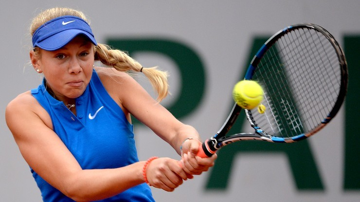 WTA w Hiroszimie: Amanda Anisimova i Su-Wei Hsieh w finale