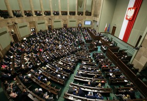 """""""Jesteście rządem Pinokiów"""", """"walka o tron"""" i """"ciężka choroba nienawiści"""". Sejmowa debata nad wnioskiem o wotum nieufności"""
