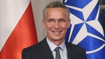 Stoltenberg: NATO wyśle dwóch obserwatorów na manewry wojskowe Zapad'17