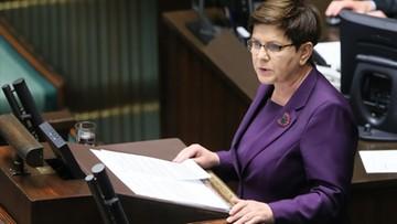 Premier: wniosek o odwołanie min. Błaszczaka efektem frustracji PO i PSL