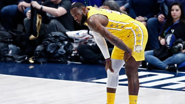 NBA: Niespodziewana porażka Lakers