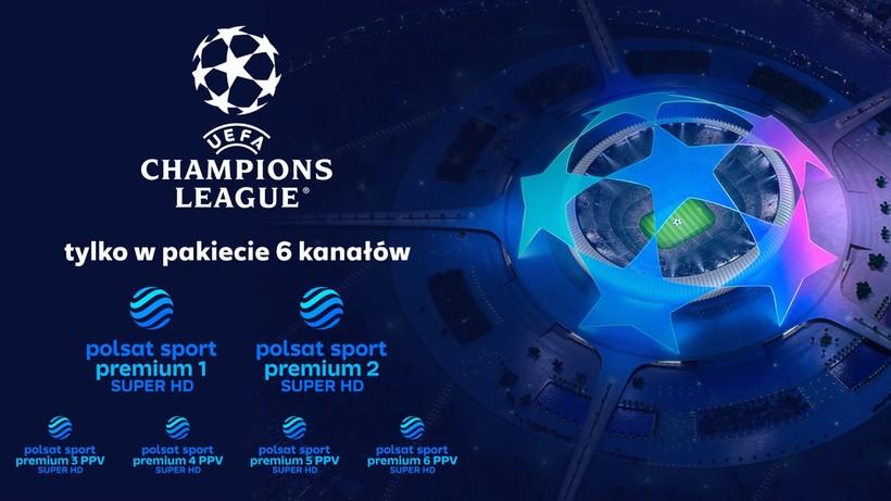 Liga Mistrzów: Rusza nowy sezon. Wszystkie mecze tylko w kanałach Polsat Sport Premium