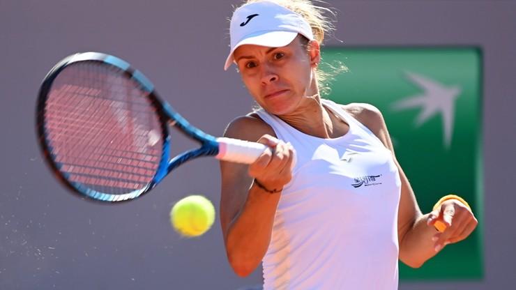 Roland Garros: Magda Linette awansowała do drugiej rundy
