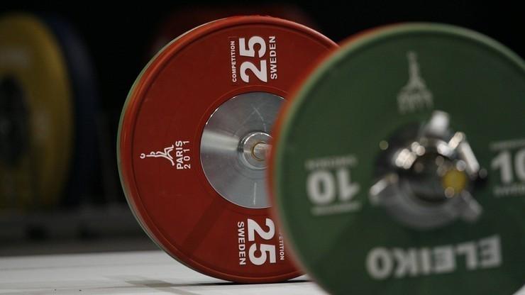 MŚ w ciężarach: Grela 23. w kategorii 96 kg, triumf Chińczyka Tiana