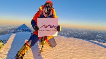 Nagranie tuż spod szczytu K2. Wspaniała pogoda i zachwycające widoki