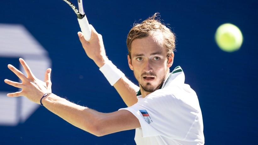 US Open: Pierwszy stracony set Miedwiediewa (WIDEO)